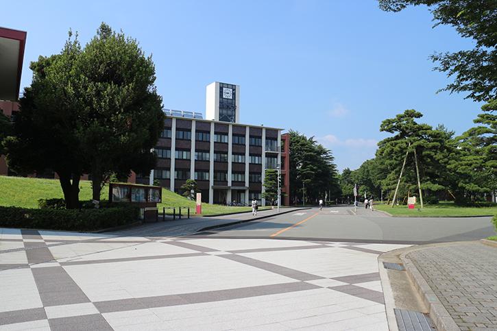 鳥取大学 Tottori University