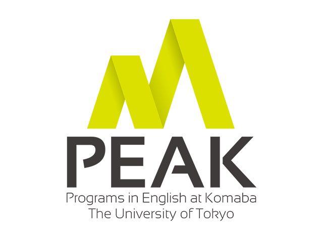 The University of Tokyo PEAK